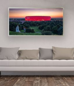 LED Bild Arena München