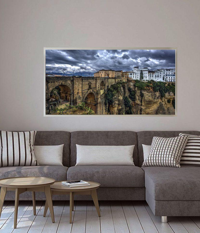 LED Bild Ronda Andalusien