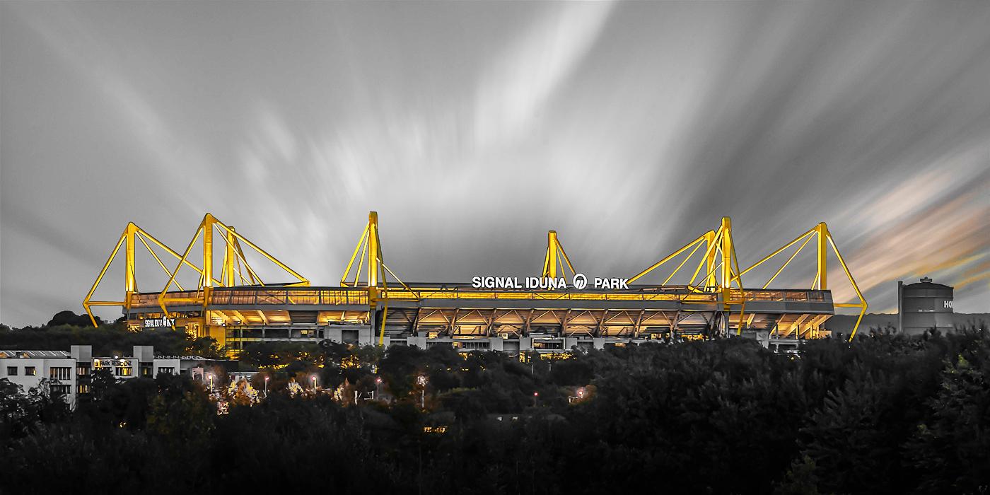 Fussballstadion Dortmund