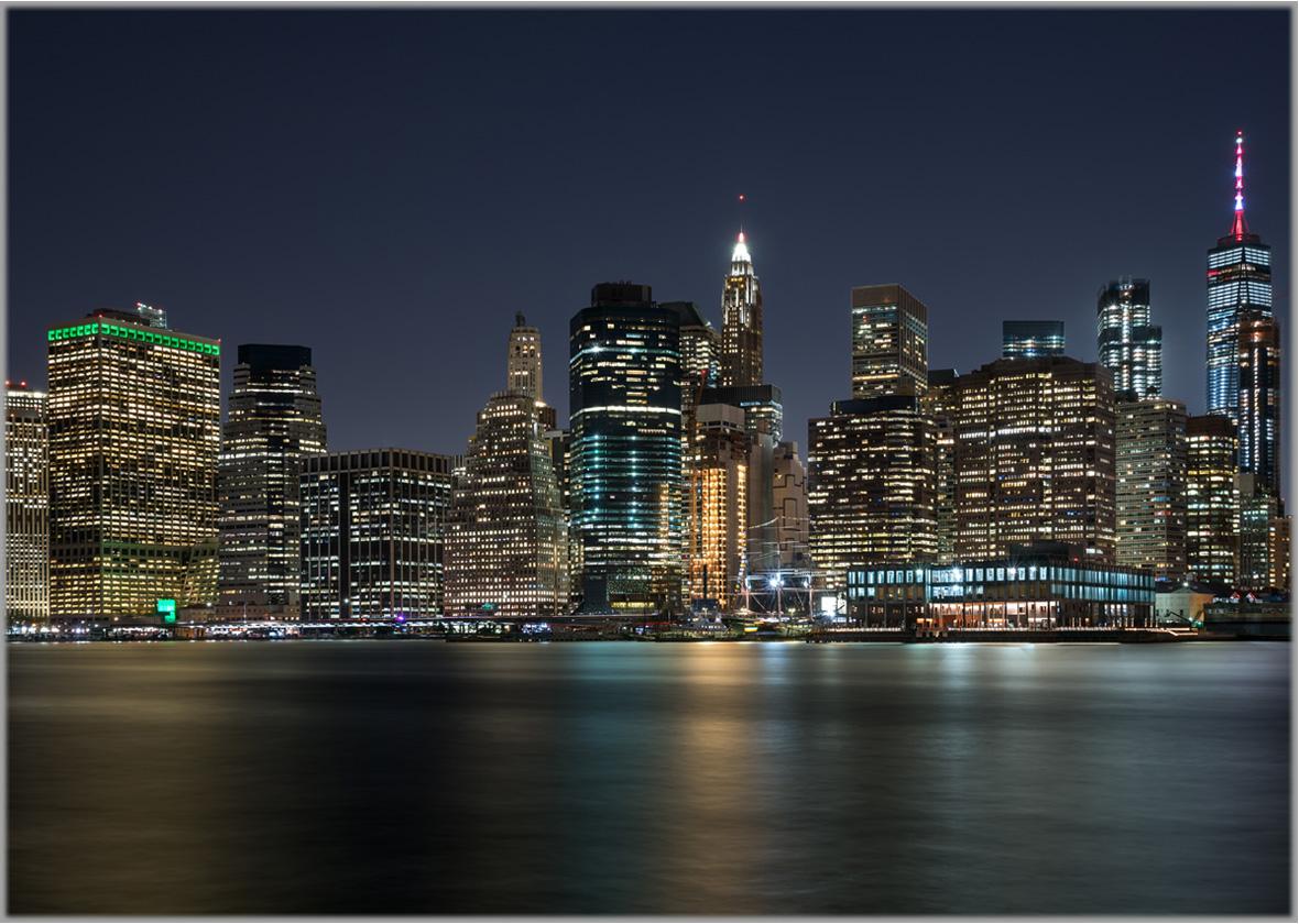 Leinwandbild New York