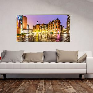LED Bild Hamburg Altona