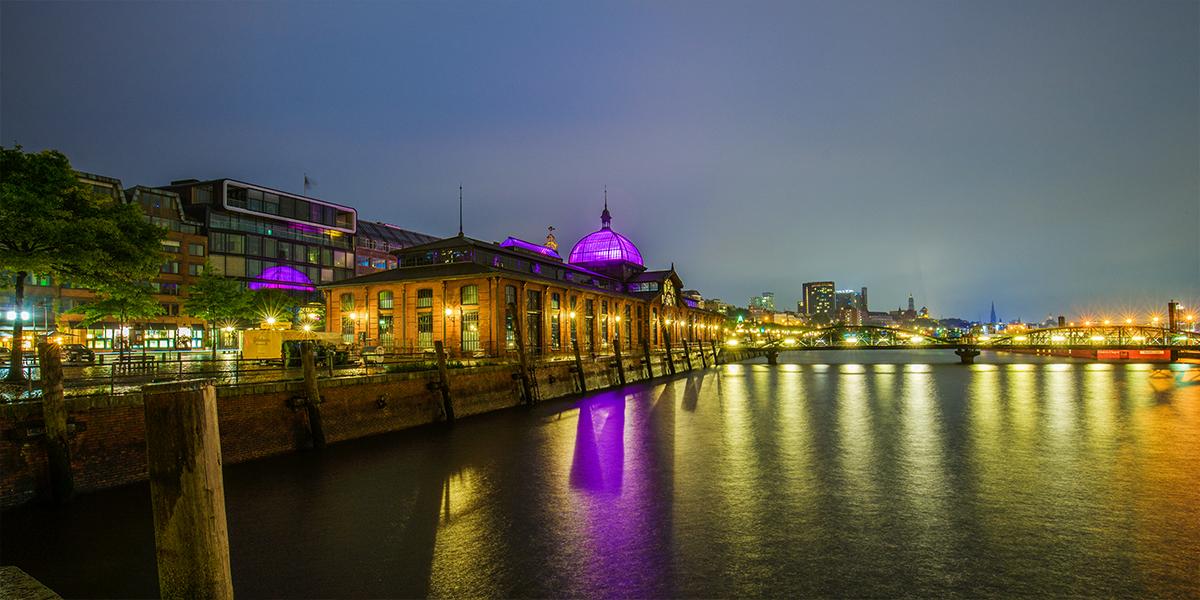 LED Bild Hamburg