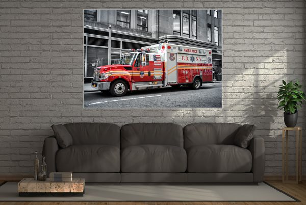 Wall Art NYC FD