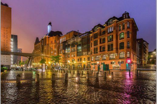 LED Bild Hamburg Altona