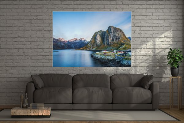 Wall Art Hamnoy