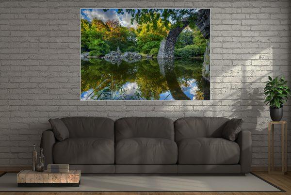 Rakotzbrücke Wall Art