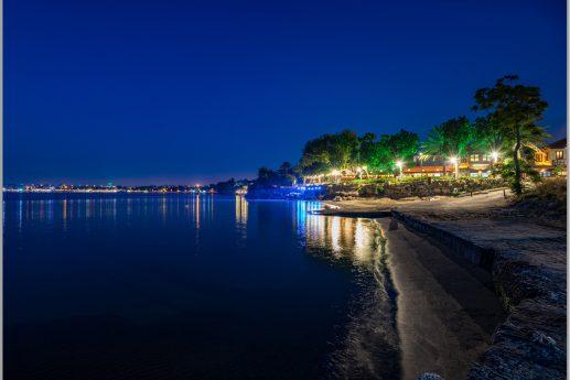 LED Bild Side Bay