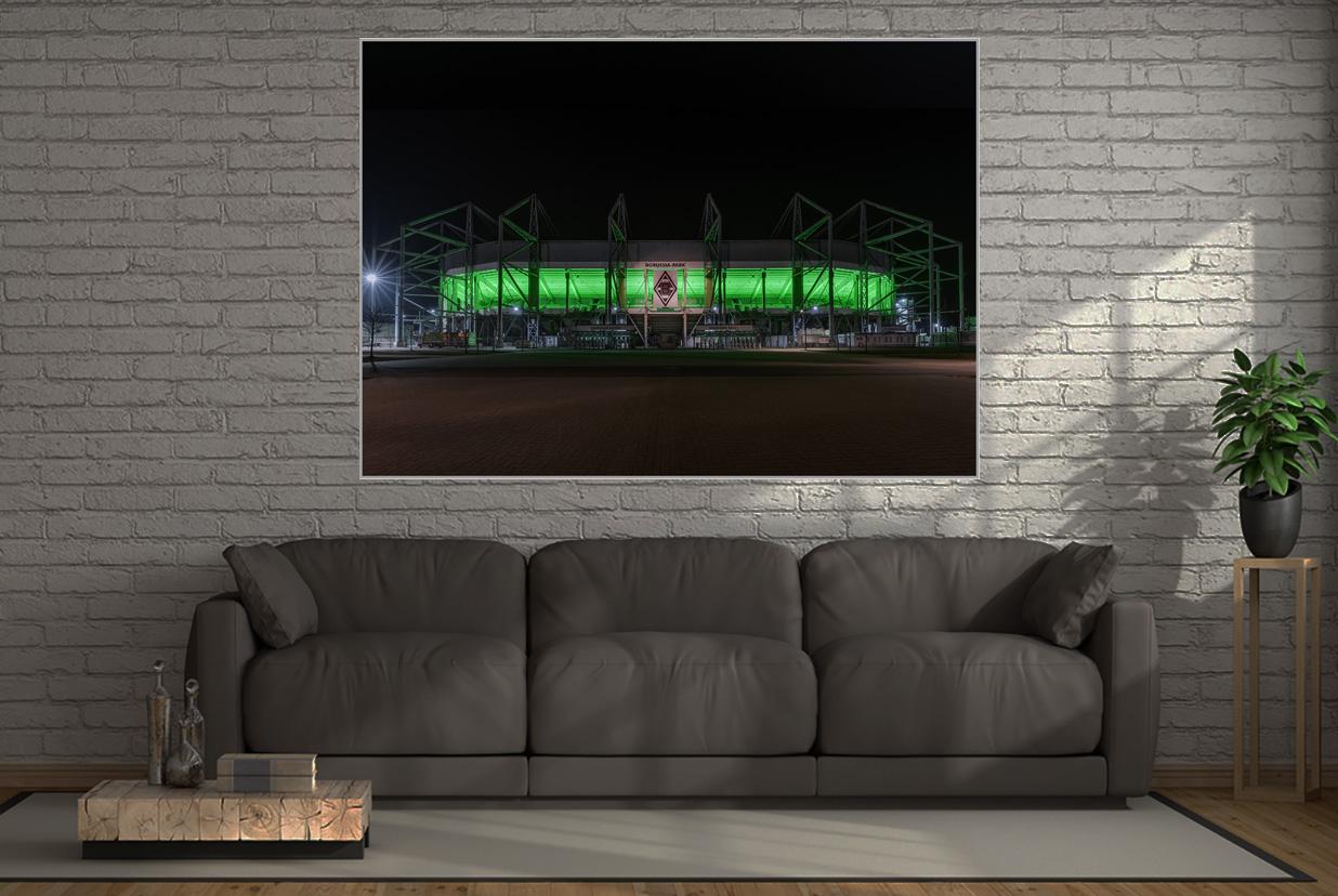 Wall Art Stadion
