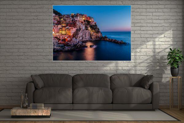 Leinwandbild Cinque Terre