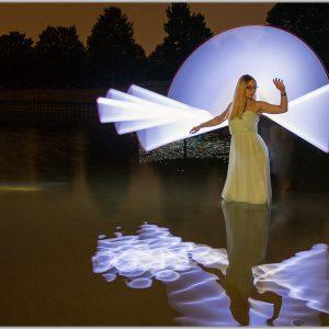 Eigenes LED Bild Motiv