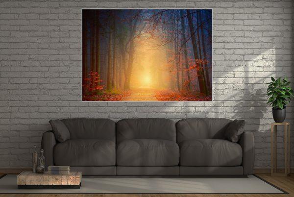 Wall Art Herbst