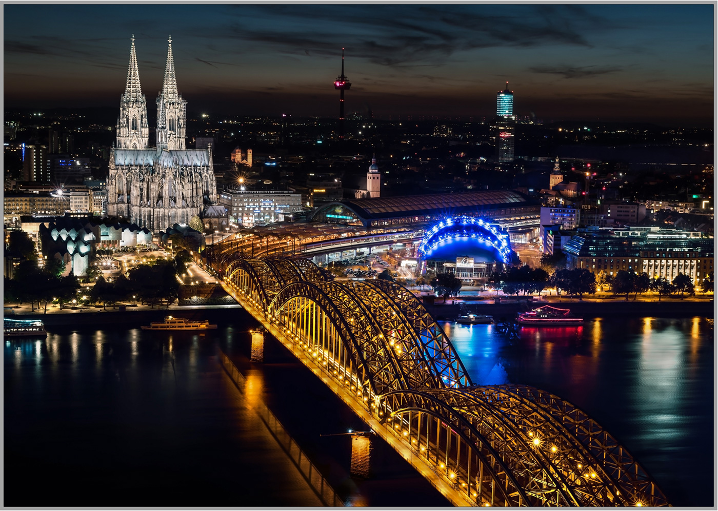 Led Köln