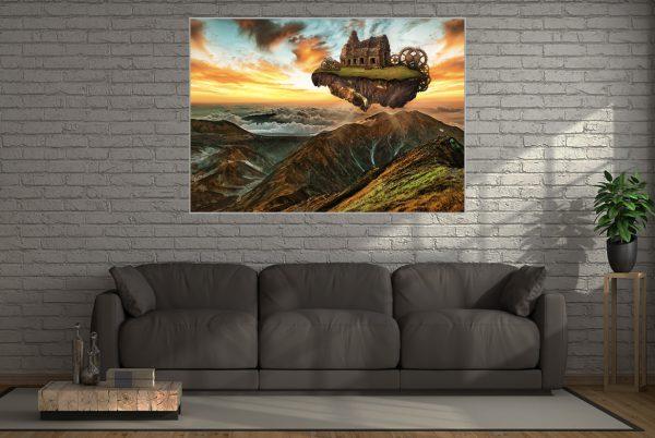 Lost Castle LED Bild