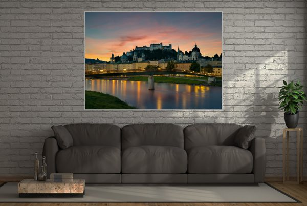 Salzburg Wall Art