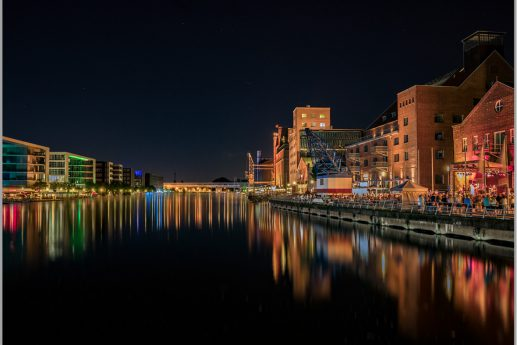 LED Bild Duisburg