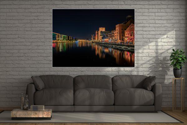 Duisburg LED Bild