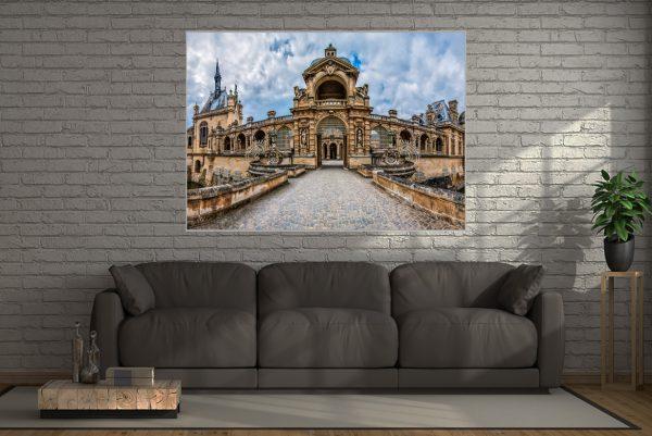 Wall Art Frankreich