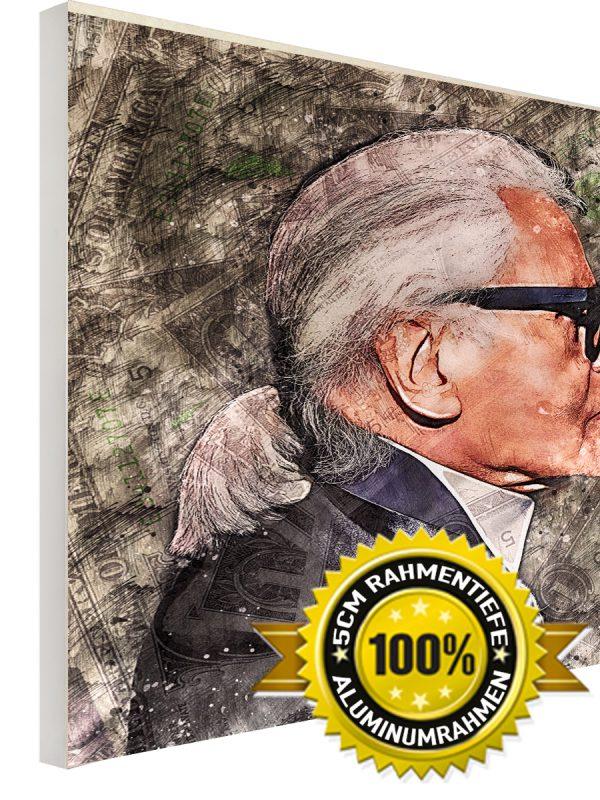 Wandbild Karl