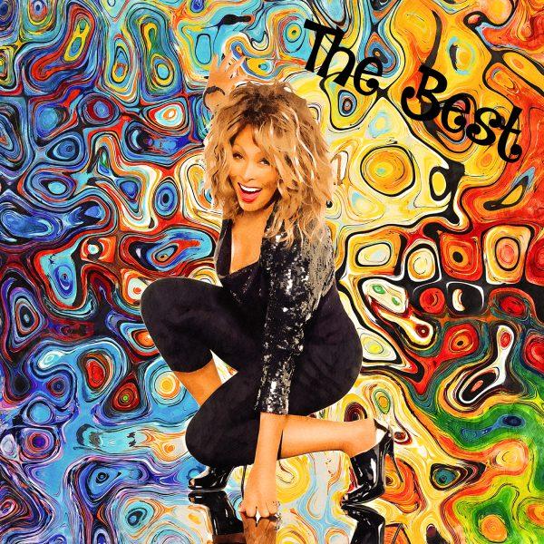 Wandbild Tina Turner
