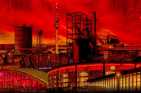 LED Bild Dortmund
