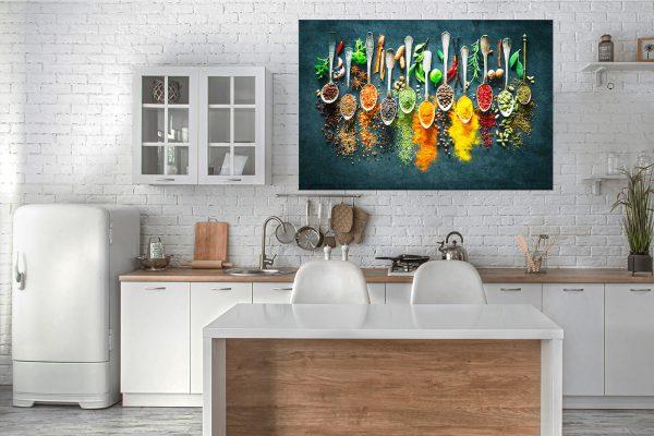 Küchen LED Bild