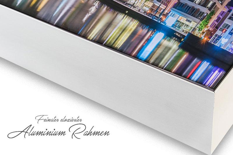 Aluminium Textil Spannrahmen