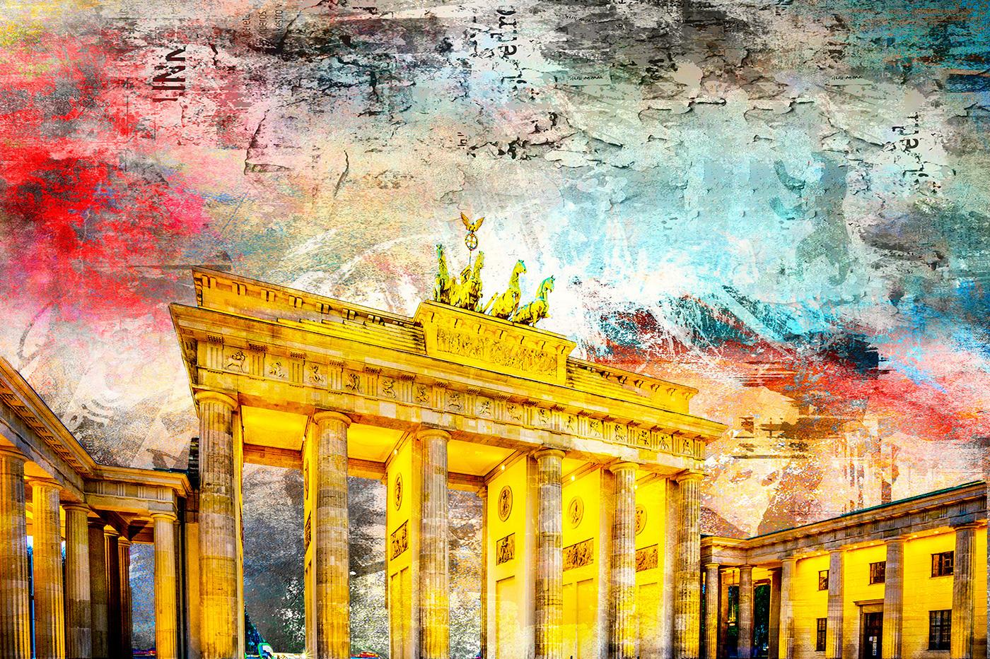LED Bild Berlin