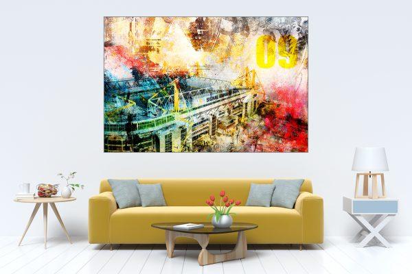 Wall art Dortmund
